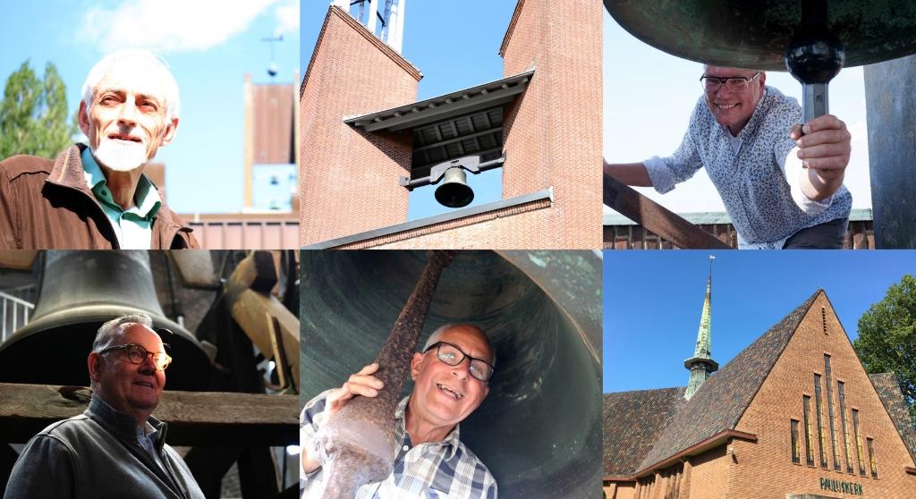 Op maandag 1 juni om 20.00 uur zullen alle Amstelveense klokkenluiders de nieuwe fase inluiden. Eigen foto © BDU media