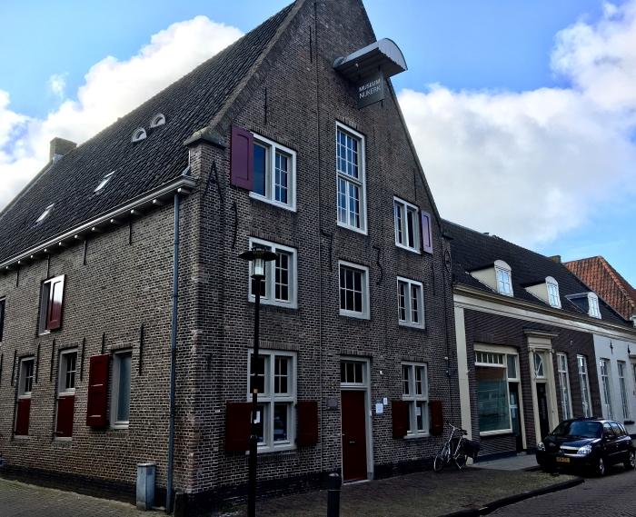 Museum Nijkerk heropent in juni op de dinsdag- en donderdagmiddag.