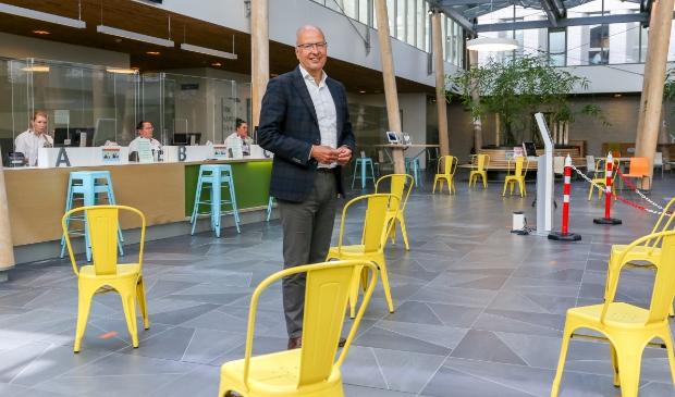 """CEO Frank de Reij: """"Alleen samen houden we de zorg veilig."""""""