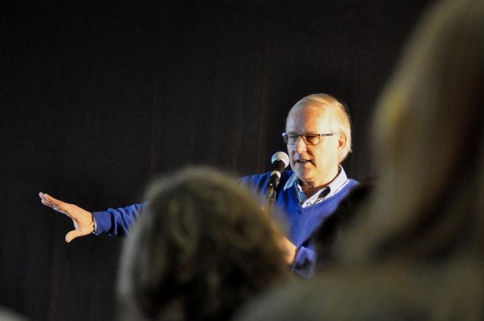 Aat van der Harst vertelde zijn verhaal tijdens een WaarGebeurd