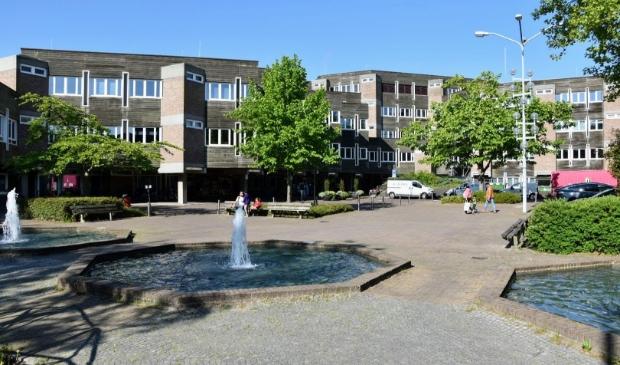 <p>Het raadhuis van Amstelveen.</p>