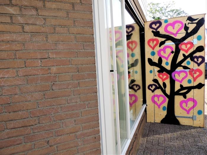 Bezoekersruimte Hans Blomvliet © BDU