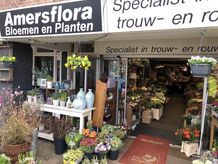 De winkel van Bloemetje Bezorgen Amersfoort / Amersflora