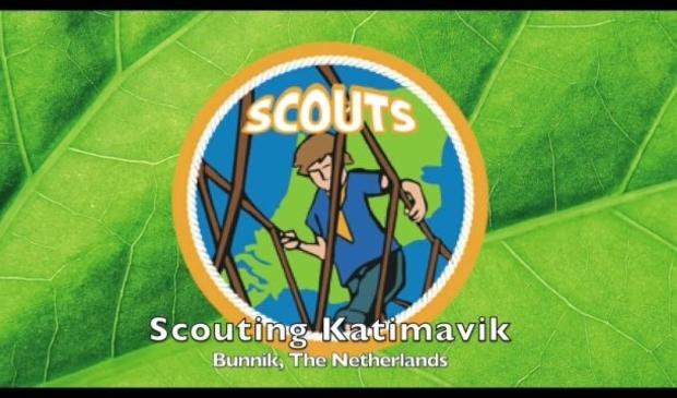 Scouting Katimavik verbindt scouts over de hele wereld