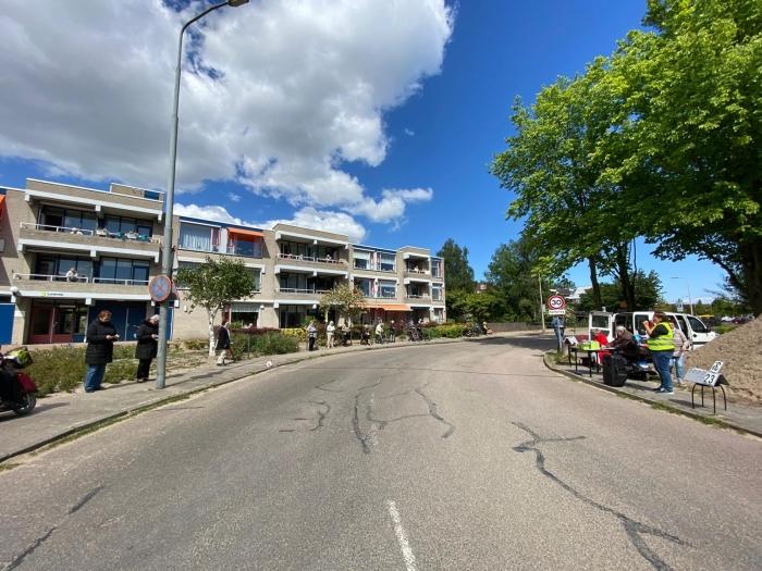 Balkonbingo aan de Lunaweg