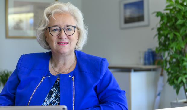 Marianne Schuurmans, burgemeester van Haarlemmermeer.