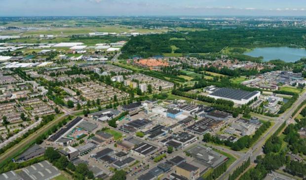 <p>Amstelveen wil de komende toen jaar ruim tweeduizenden appartementen realiseren op bedrijventerrein Legmeer.&nbsp;</p>