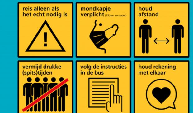 Reisregels in het OV