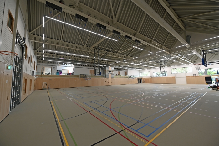 sporthal dorpshuis