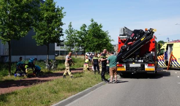 Ongeval Harselaar