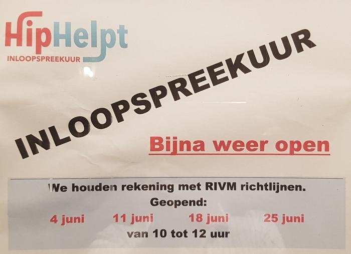 Spreekuur gaat op 4 juni weer open Jan de Kluijver © BDU Media