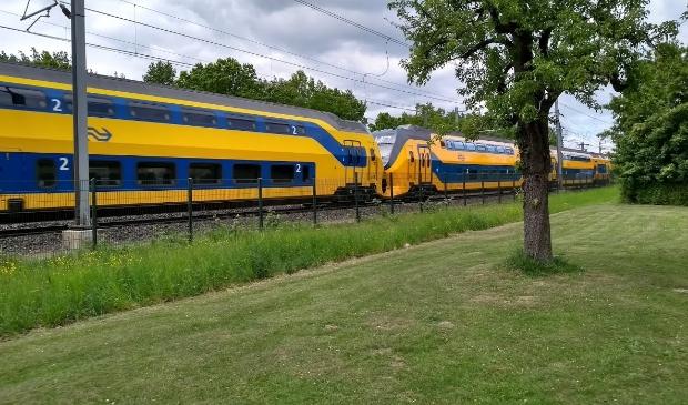 Er rijden minder treinen in de zomervakantie richting Geldermalsen