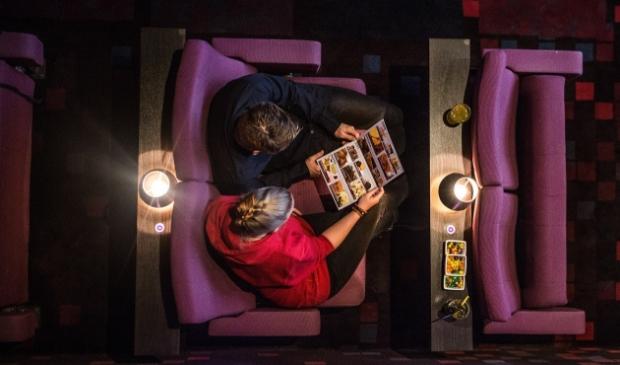 Gasten van Cinelounge krijgen meer ruimte in de bioscoop