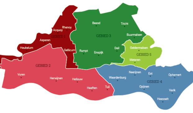 <p>In de gemeente geldt nu nog economisch beleid uit de oude gemeenten die samen de gemeente West-Betuwe vormen</p>