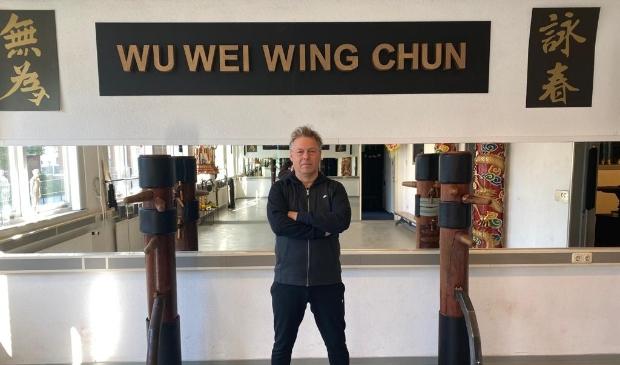 Menno Mollema van Wu Wei Wing Chun. (Foto: Privé)