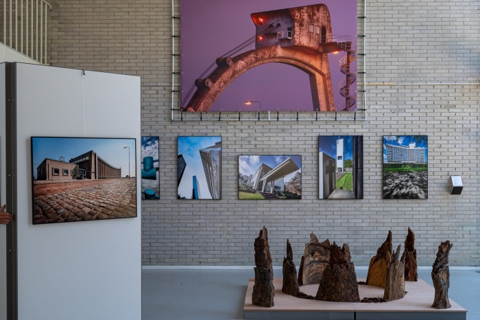 Expositie Architectuur in Rietveldpaviljoen Annemiek van der Kuil © BDU media