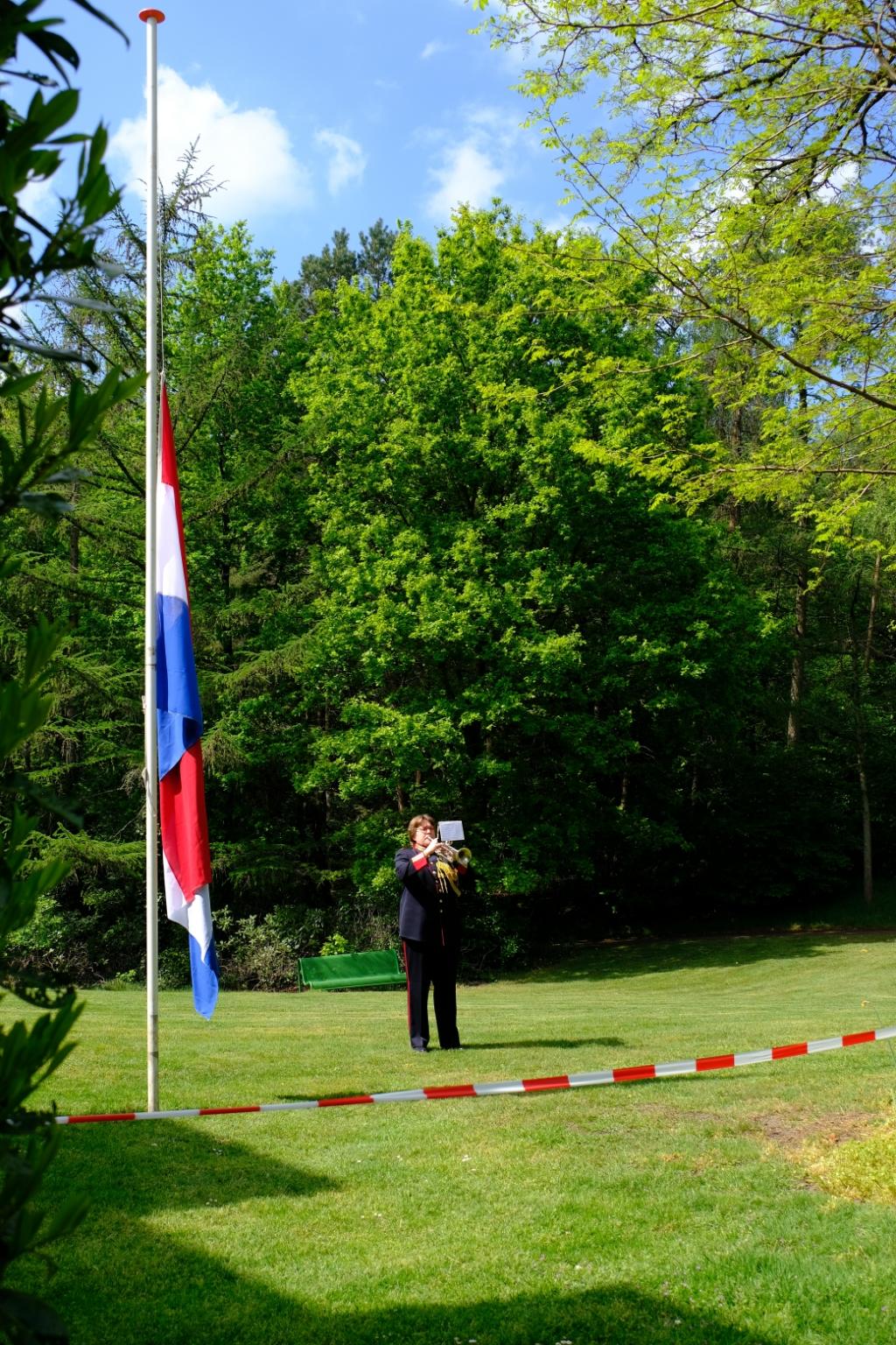 herdenking doorn Jehuda de Jong                                                                                                                                                                                                                                                                © BDU