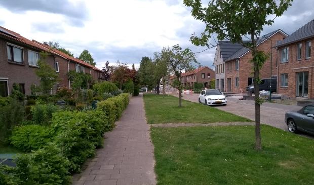 Bewoners van de Beatrixlaan kregen een woonwijk aan de overkant van de straat. Daarom dienden ze een planschadeclaim in.