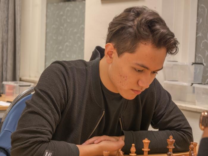 Adrian Mensing, winnaar Hemelvaartsdagtoernooi