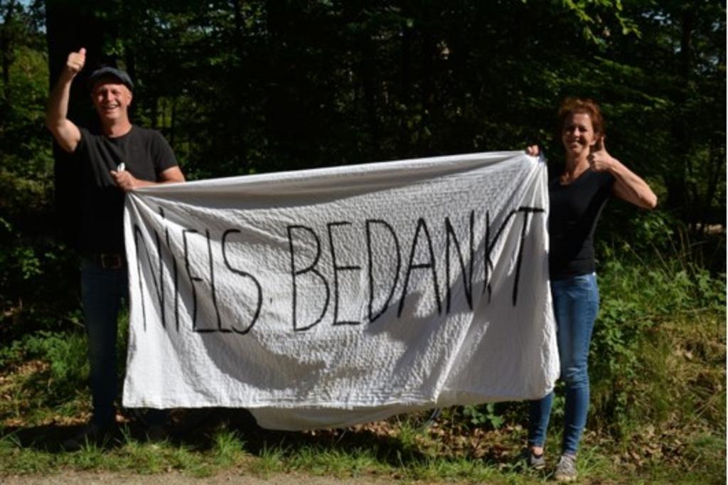 De horeca is blij met de actie van Niels Niels van Ekeren © BDU media