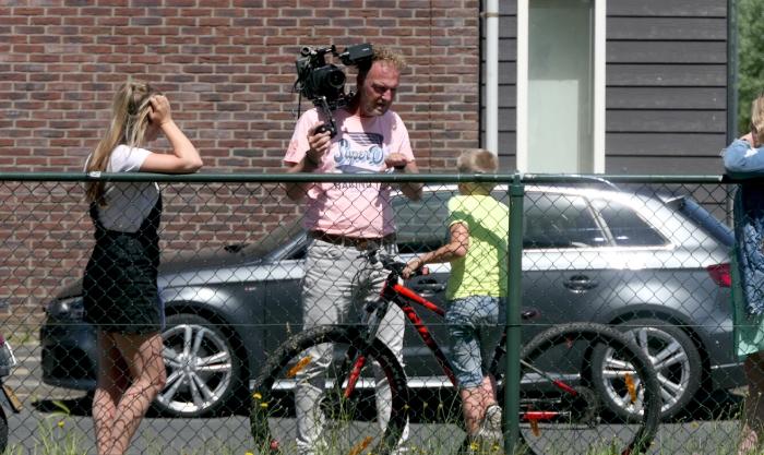 Filmopnamen Floriande-Noord