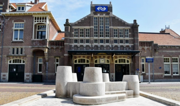 <p>Station Zandvoort</p>