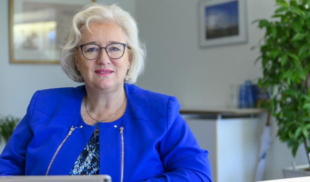 """Marianne Schuurmans: """"De brug over de Ringvaart houdt corona niet tegen."""""""