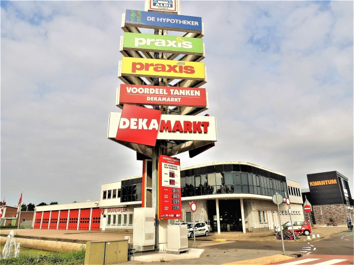 Winkelgebied Hans Blomvliet © BDU