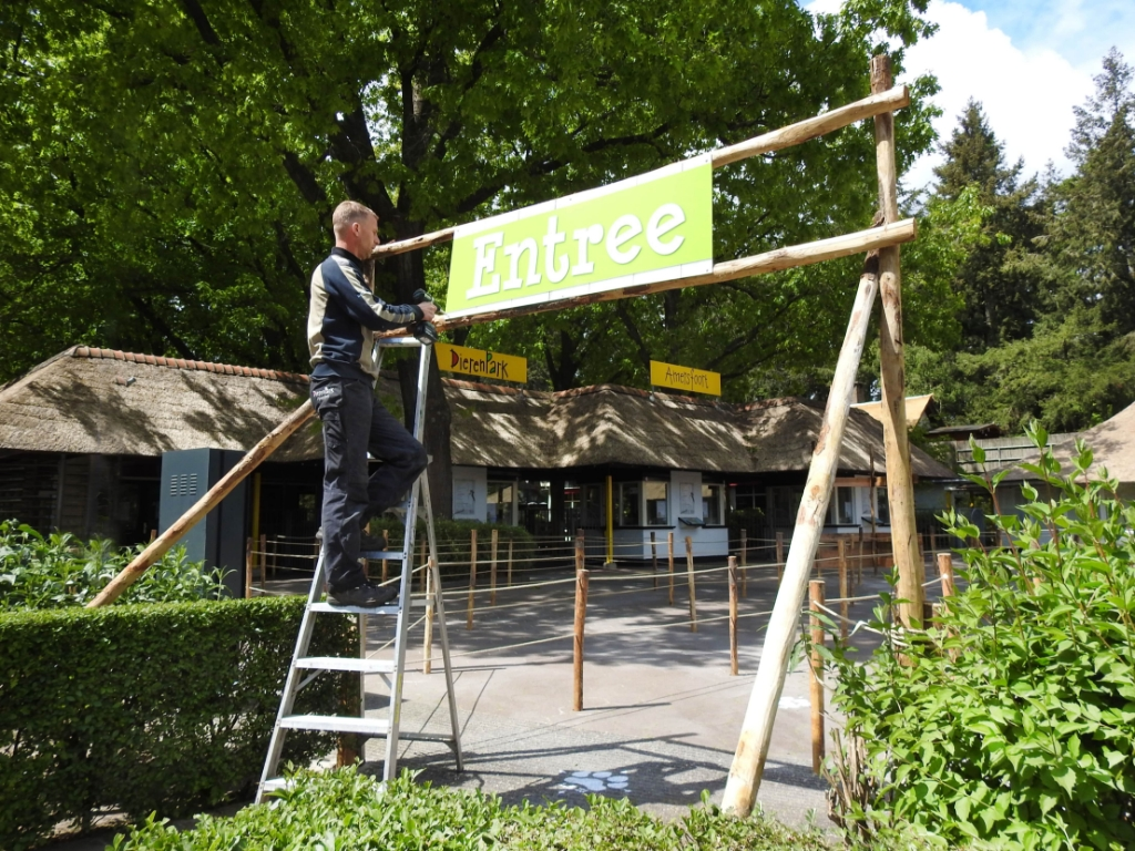 Dierenpark Amersfoort © BDU media