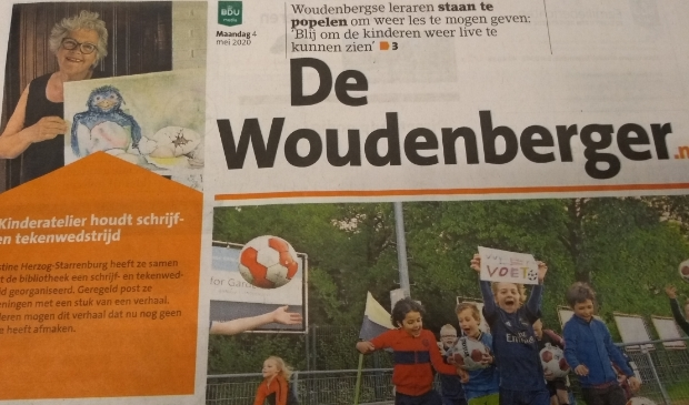 Voor de continuïteit van De Woudenberger.nl is alle steun nodig