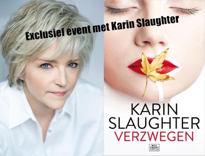 Karin Slaughter en Verzwegen