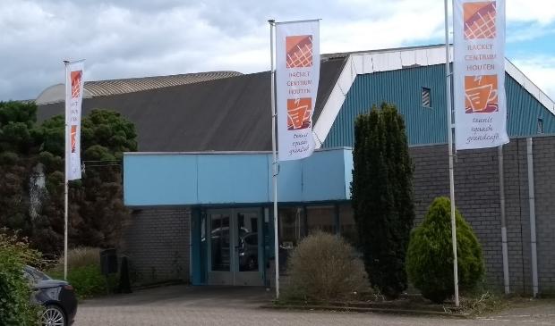 Racket Centrum Houten wordt nu Sportclub Houten