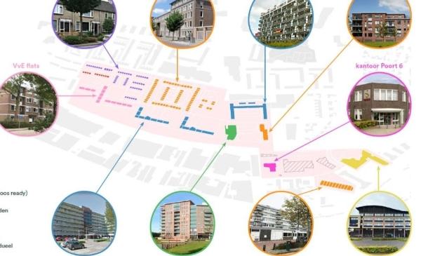 <p>Het warmtenet in de Gildenwijk wordt vanaf 2022 aangelegd</p>