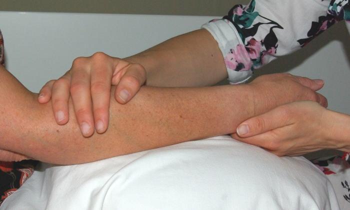 Hand- onderarmmassage als pure beleving
