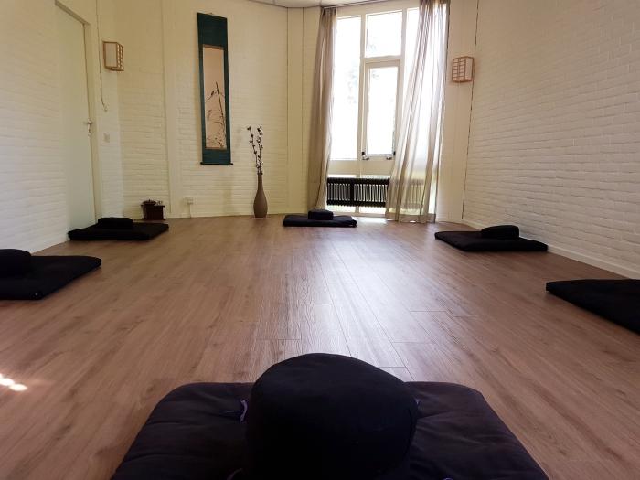 Meditatieruimte Zen Centrum  Eemland