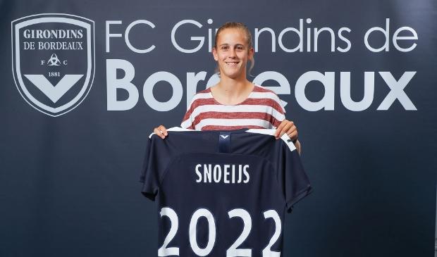 Katja verruilt PSV voor de Franse club.