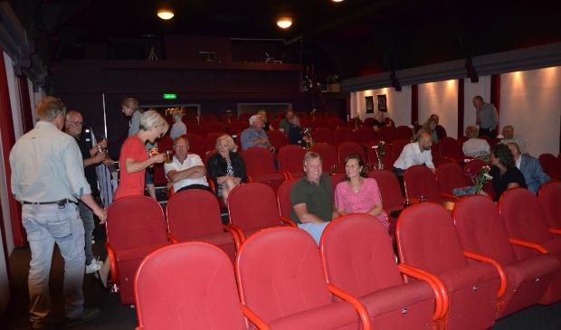 Theater Calypso mag 30 bezoekers ontvangen