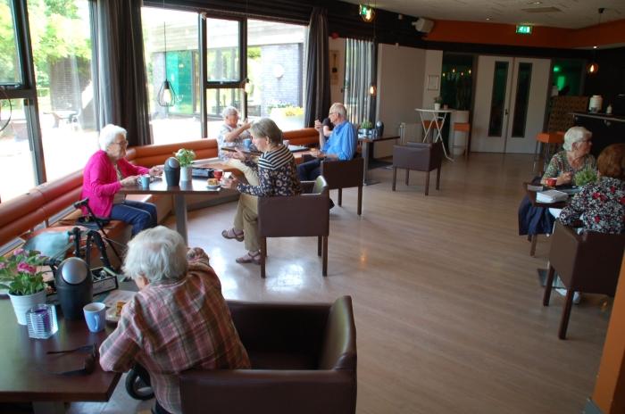 Leden Huiskamer van Odijk - Koffieochtend in Dorpshuis