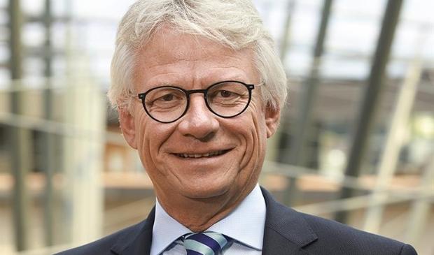 Commissaris van de Koning John Berends.