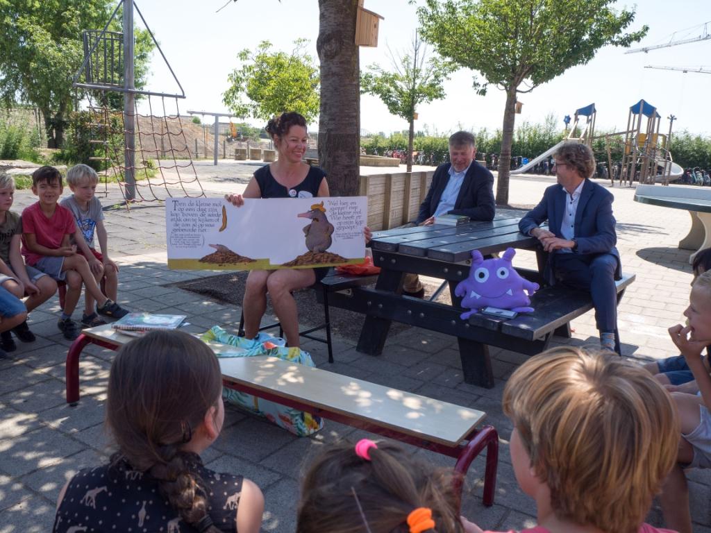 Bibliotheek Lek & IJssel © BDU media