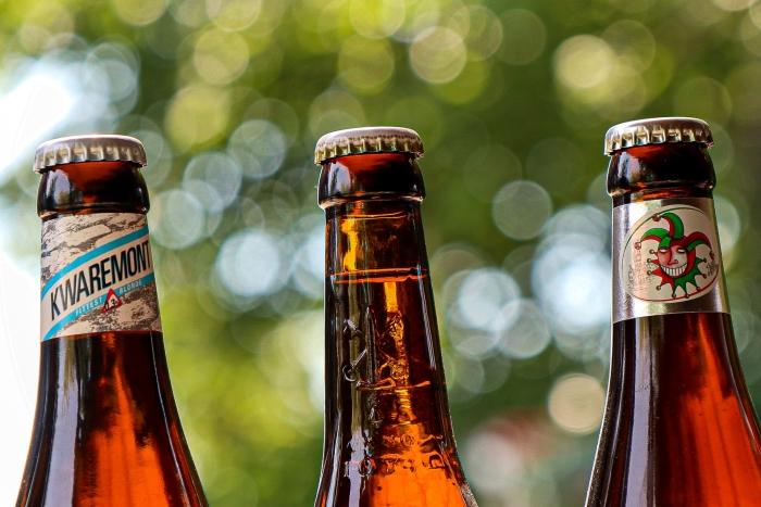 Alcoholvrij bier Renée van Hout © BDU media