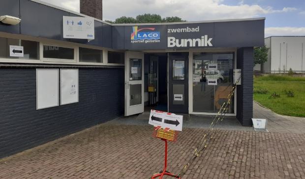 Zwembad Bunnik sluit per 1 september