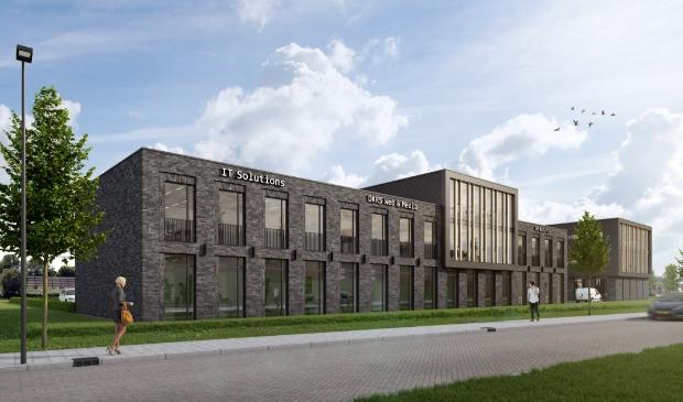 Met project xentraal krijgt het begrip 'kantoorloft' een nieuwe dimensie.