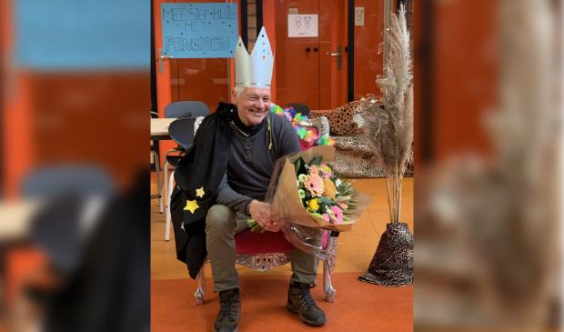Meester Huib de Moor was 40 jaar werkzaam op de Willem-Alexanderschool in Amstelveen.