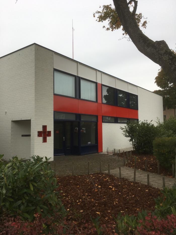 gebouw Rode Kruis Amersfoort-Eemland