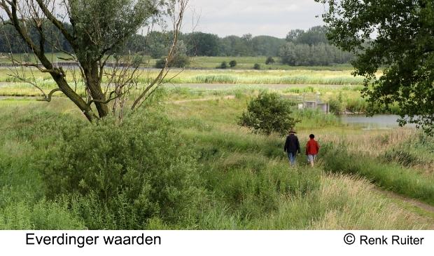 Op de Beleefkaart staan tips om de Utrechtse natuur te ontdekken