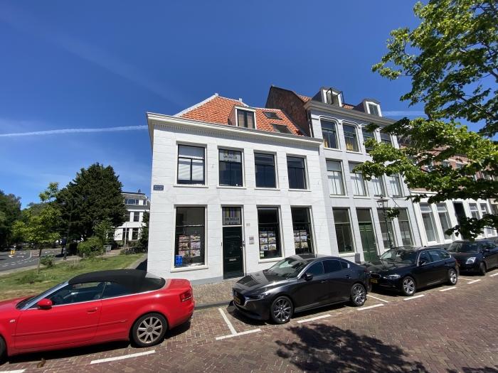 Het adres aan de Nieuwe Gracht 102 Vita Hypotheekadvies © BDU media