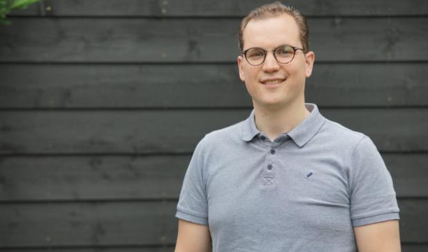 Gert-Jan Koetsier, manager van de Food Academy Nijkerk.
