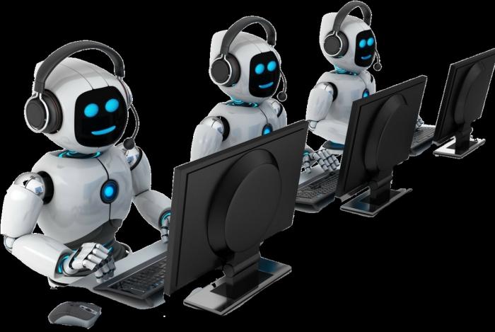 Robots doen al je computerwerk