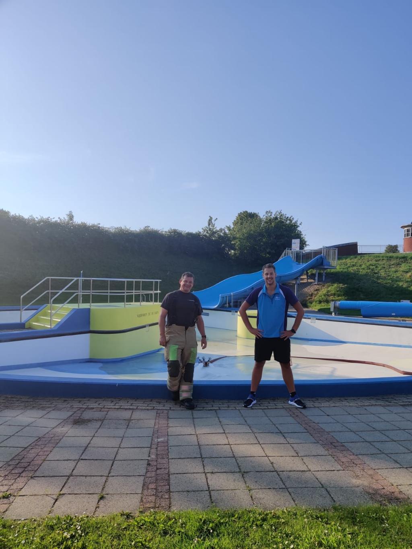 Optisport Zwembad de Wetering © BDU media